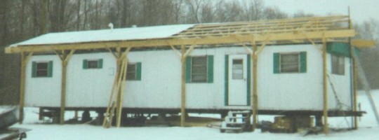 Build an ultra inexpensive energy efficient house least for Least expensive house to build